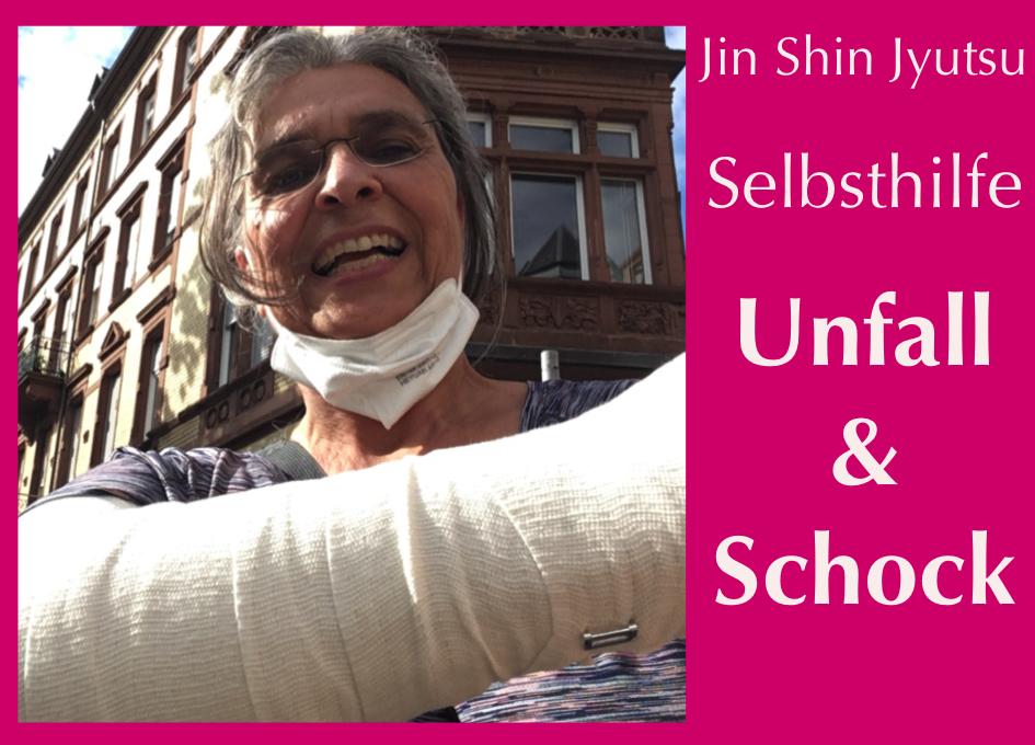 Titelfoto für den Beitrag Selbsthilfe bei Unfall und Schock